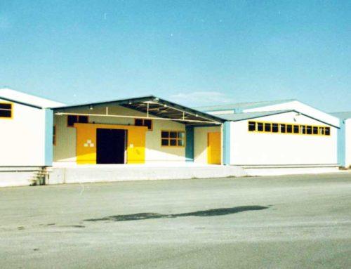 Νέο οινοποιείο Αγροτικού Συνεταιρισμού Αμπελοκτημόνων Χαλκίδας – ΑΣΑΧ