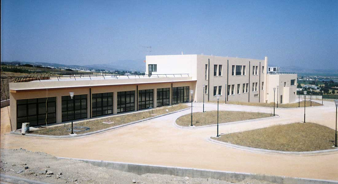 New Center for social support and training of Persons with disabilities in Viotia