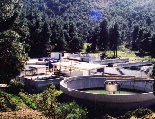 Βελτίωση εγκαταστάσεων επεξεργασίας λυμάτων και έργα απαγωγής επεξεργασμένων λυμάτων Δήμου Κηρέως