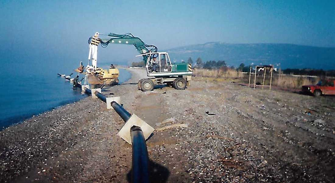 Necessary Additional Reengineerin works of the sewage treatment plant of the municipality of Aliveri Evia