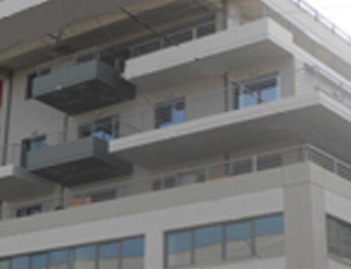 Εξαόροφο κτήριο γραφείων κατοικιών – Χαλκίδα